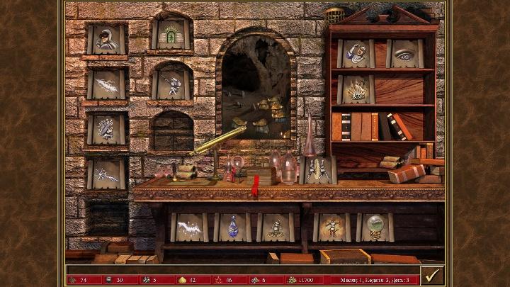 5 этаж гильдии магов