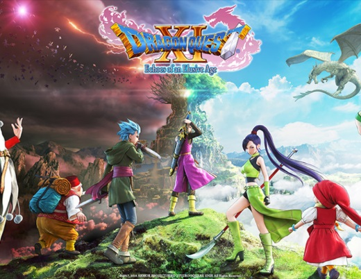 заказать Dragon Quest XI