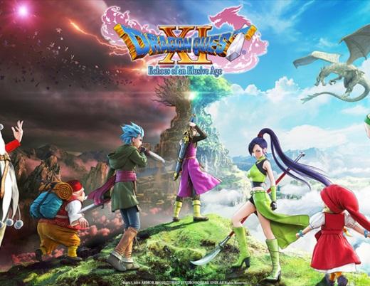 заказать Dragon Quest XI