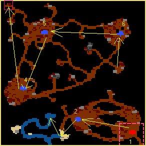 Карта Кровь Отца драконов