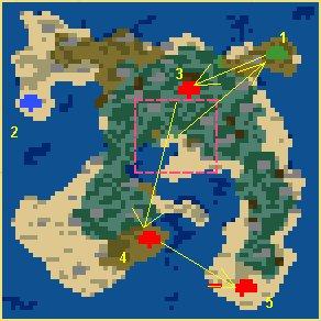 Карта Обязательства союзников