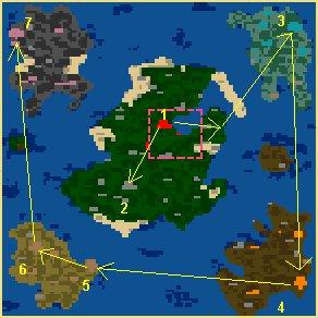 Карта Спешка и ожидание