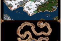Карта Возвращение домой