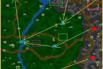 Карта Кузнец страданий