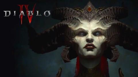 Анонс Diablo IV