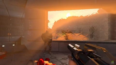 Quake II RTX доступен в Steam