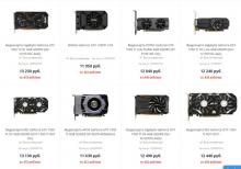 Актуальная карта GeForce GTX 1050 Ti