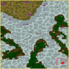 Карта Ржавые драконы