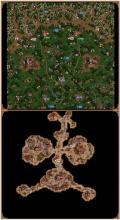 Карта Утёс грифонов